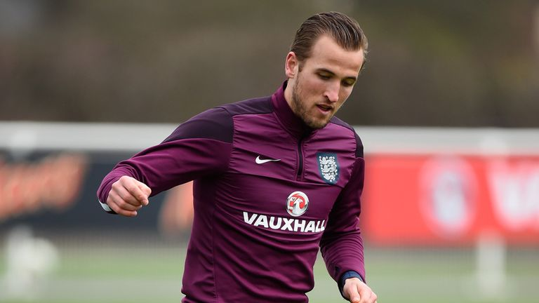 Harry Kane is 3/1 with Sky Bet to score the first goal.
