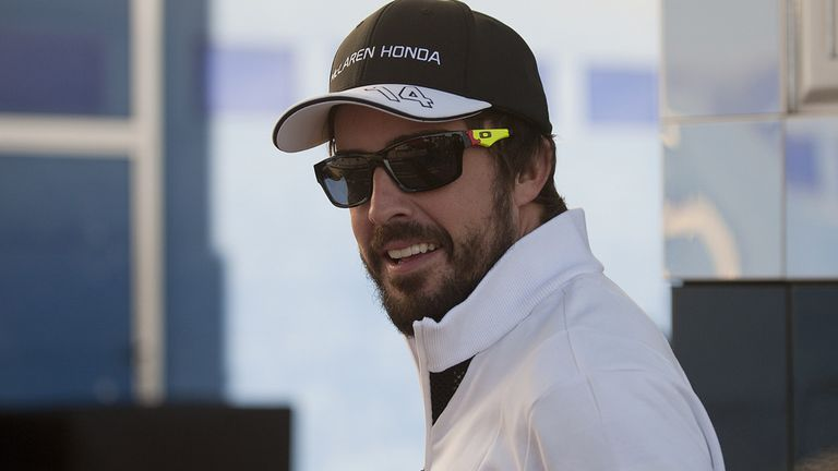 Fernando Alonso: Hoping to be back racing in Malaysia