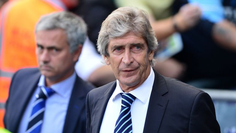 Manuel Pellegrini insists there is a correct way to win