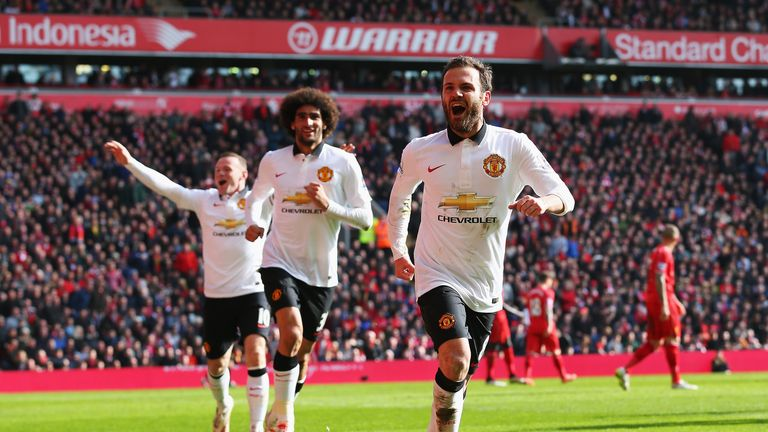 Paul Merson: Manchester United were excellent at Liverpool
