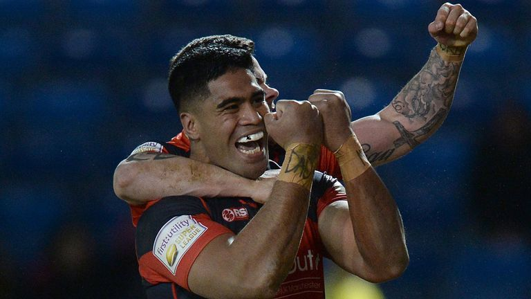 Lama Tasi: Will join St Helens in 2016