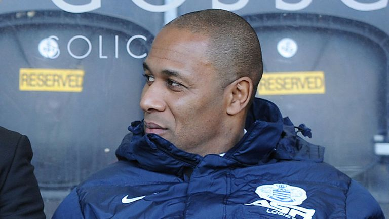 QPR director of football Les Ferdinand is trying to keep Josh Bowler