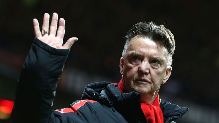 Louis van Gaal: When will he wave goodbye to Manchester United?