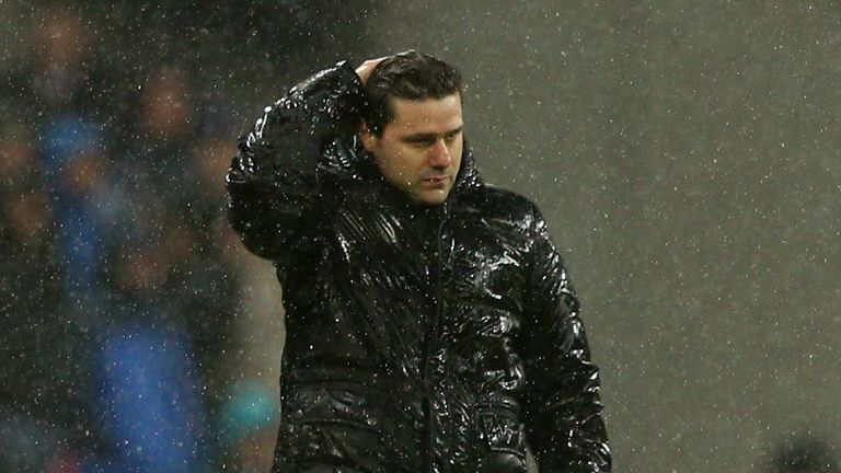 Mauricio Pochettino: Feels his side will learn from defeat