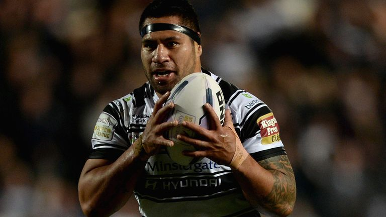 Hull prop Mickey Paea has been charged with a  Grade B offence