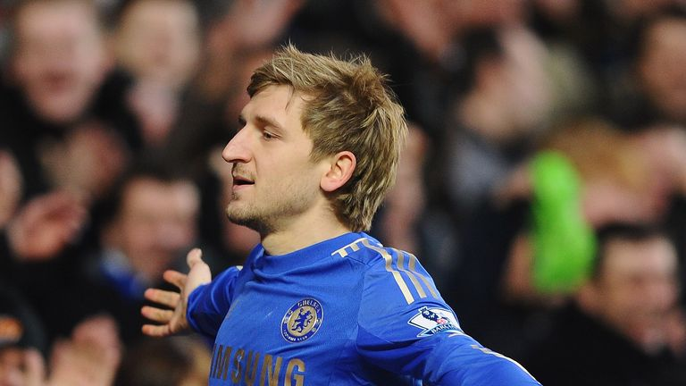 Marko Marin made just six Premier League appearances for Chelsea in four years