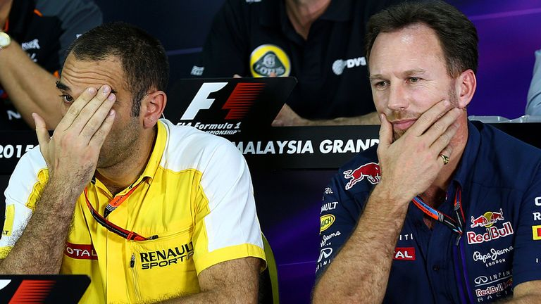 Renault and Red Bull: Heading for an early divorce?