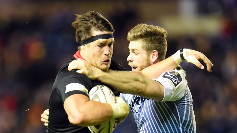 Ollie Atkins: Fourth new signing for Exeter Chiefs