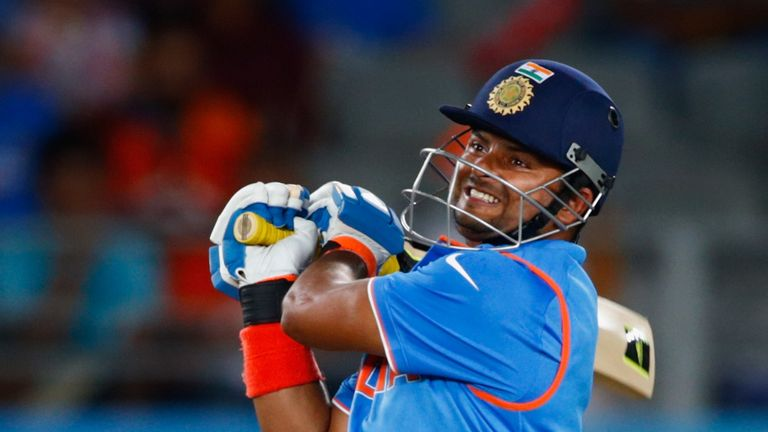 Suresh Raina: powered on after being dropped on 48