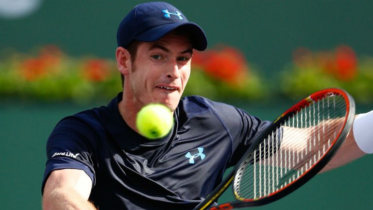 Murray can be world beater at the net, says Barry Cowan