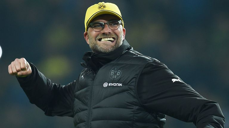 Jurgen Klopp is would be interested in a move to the Premier League for the 'right job'