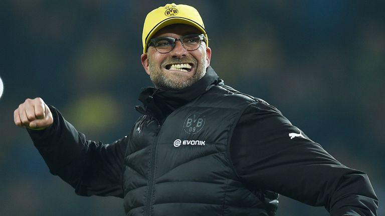 Jurgen Klopp left Borussia Dortmund at the end of last season.