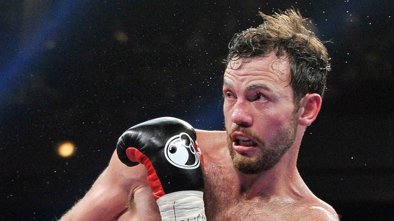 Andy Lee: To defend world title against Billy-Joe Saunders
