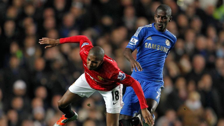 Will Chelsea use Ramires to provide additional support against Ashley Young?