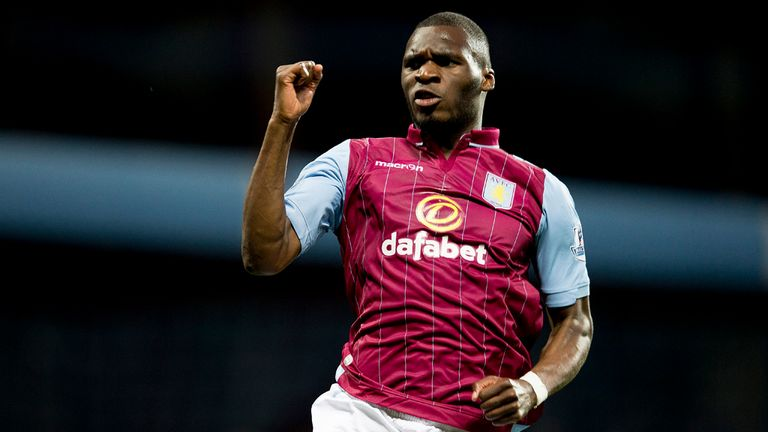 Christian Benteke could be leaving Aston Villa after his release clause was met