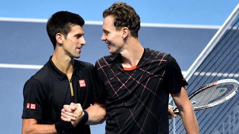 Novak Djokovic set for Monte Carlo clash with Tomas Berdych