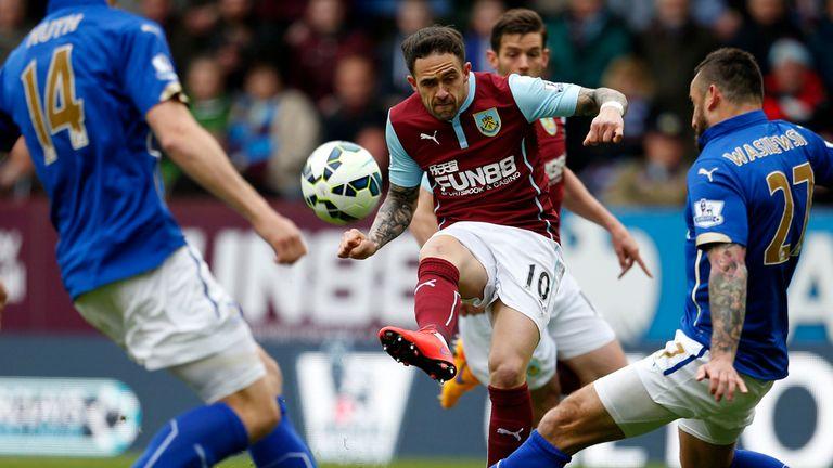 Danny Ings: Scored 11 goals for Burnley this season