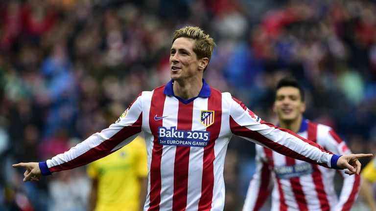 Torres now resembles the player he was during his first spell at the Vicente Calderon, says Balague