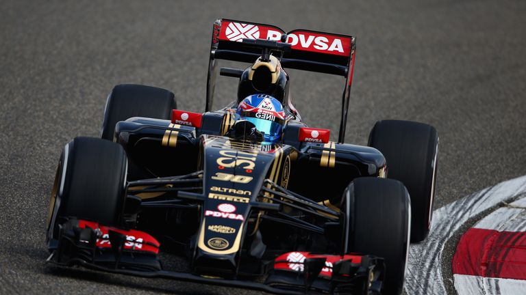 Lotus hope to make heads turn with upgrades for Spanish GP