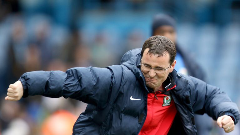 Gary Bowyer: Saw his side win 2-0