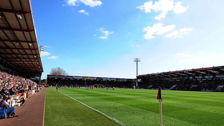 Bournemouth's Goldsands Stadium
