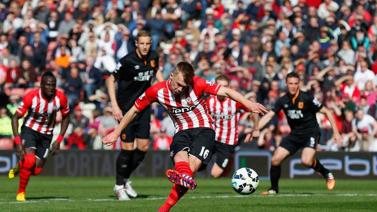 Southampton saw off Hull 2-0 last time out