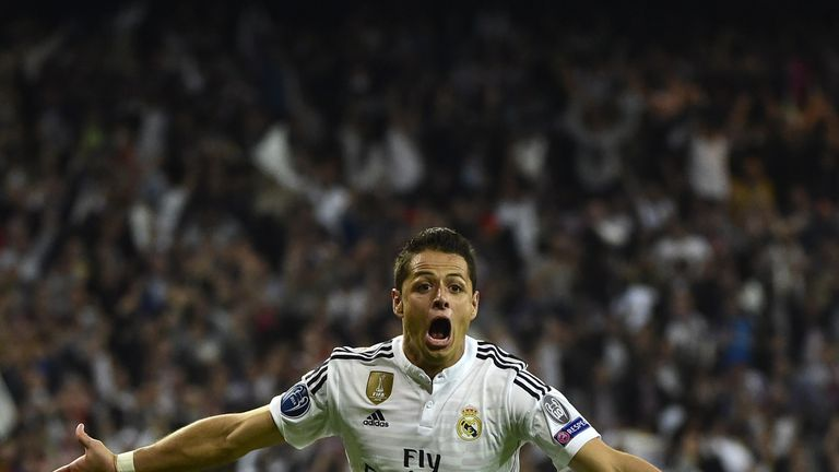 Javier Hernandez: A wanted man in the Premier League