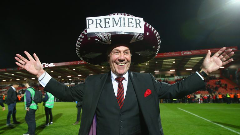 Jeff Mostyn: Bournemouth chairman targeting three points from Manchester City next season