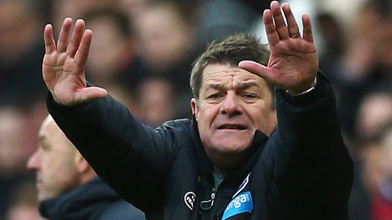 John Carver will get Newcastle over the line.
