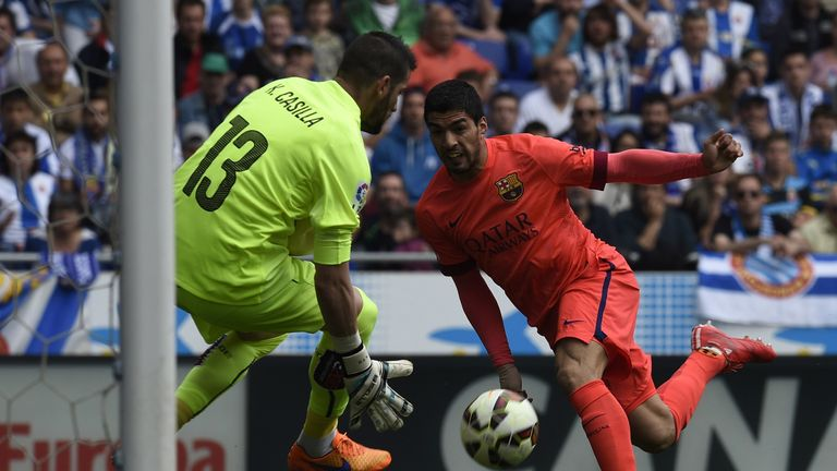 Luis Suarez became an integral part of Barcelona's treble-winning side after a slow start