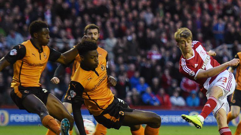 Patrick Bamford: Scores Middlesbrough's second goal
