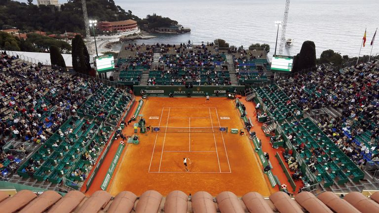 The Monte-Carlo Masters could be where the Swiss player makes his return