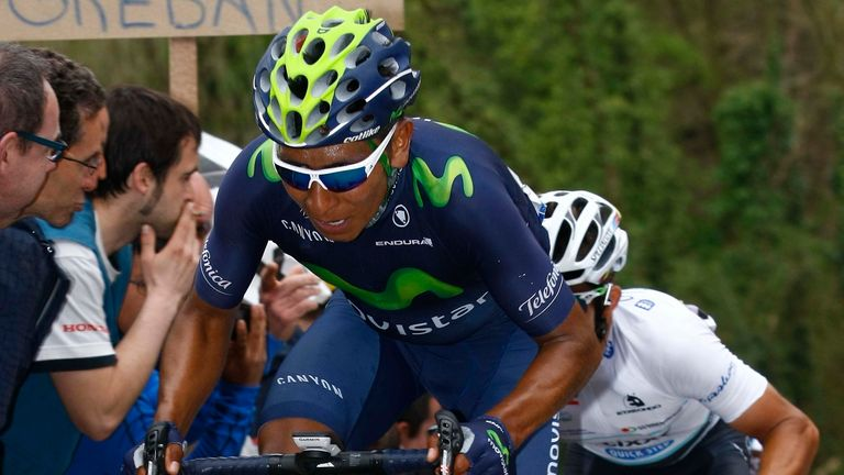 Nairo Quintana has opted to ride the Route de Sud rather than the Criterium du Dauphine