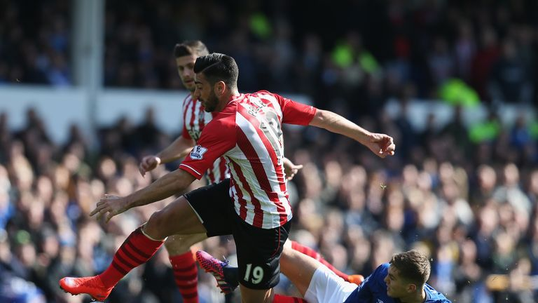 Graziano Pelle took the league by storm at the start of last season