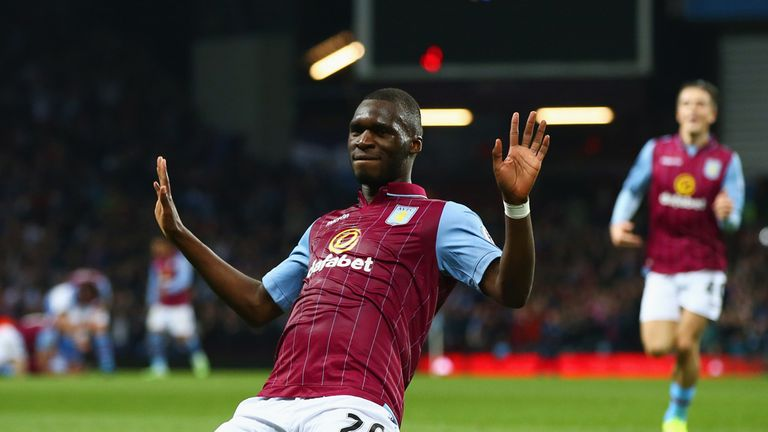 Benteke has been a top performer for Villa since arriving three years ago