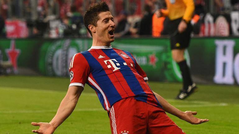United: Interested in Bayern Munich's Robert Lewandowski ?