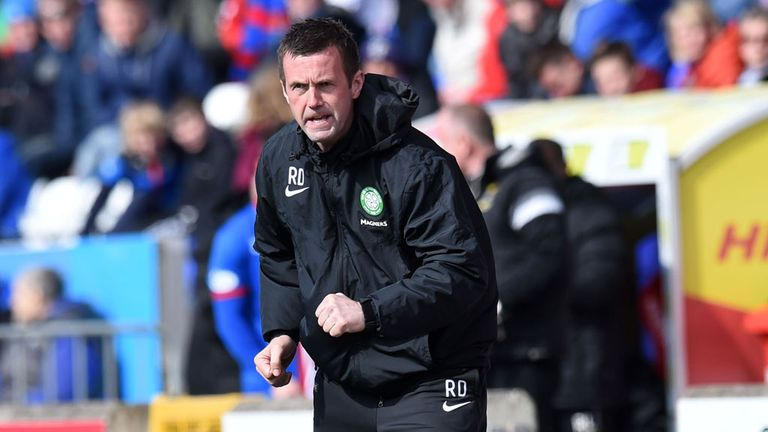 Ronny Deila: Wary of Inverness when they meet again next weekend