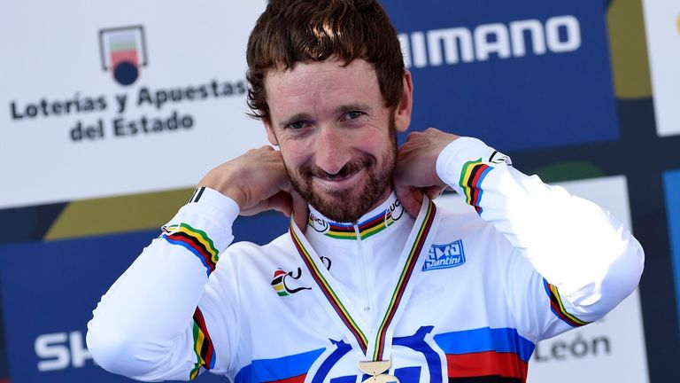Wiggins is the reigning world and Olympic time-trial champion