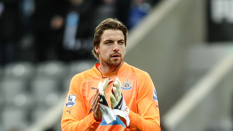 Krul: Knows Van Gaal from Holland duty