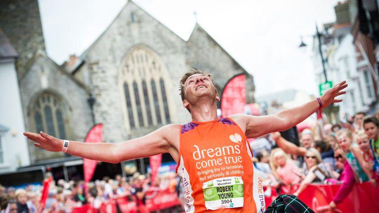 Rob Young: The Marathon man