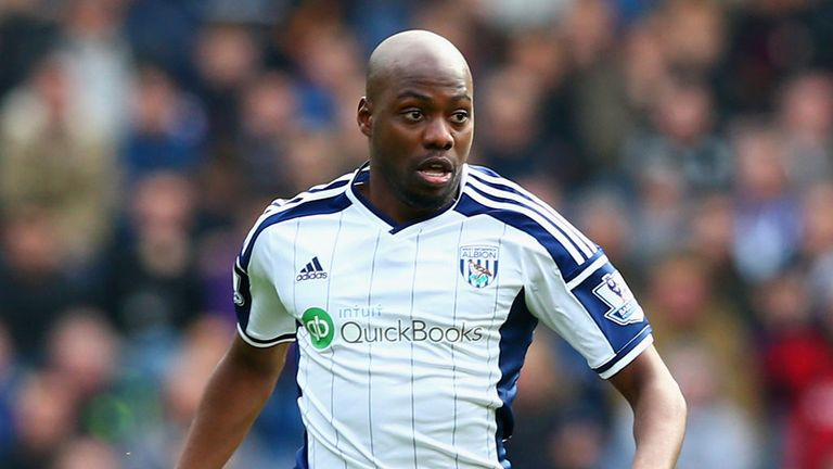Youssouf Mulumbu: Leaving West Brom for Norwich