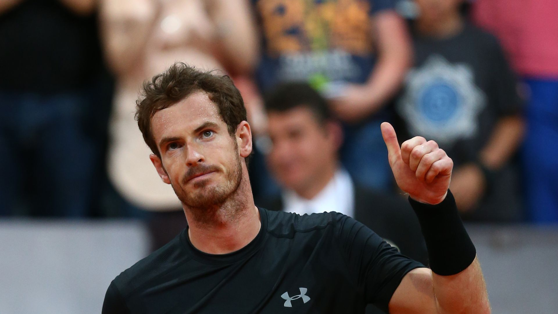 Murray: Tennis return not a priority