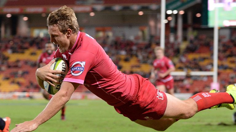 Lachie Turner: The winger has signed a short-term deal with Toulon