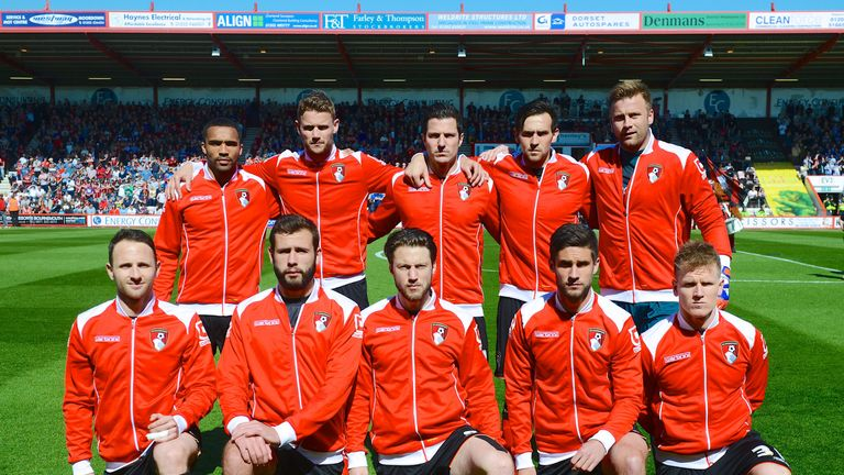 No Tommy Elphick in team photo against Sheffield Wednesday