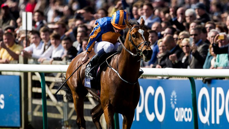 Gleneagles: Another Classic winner for Galileo