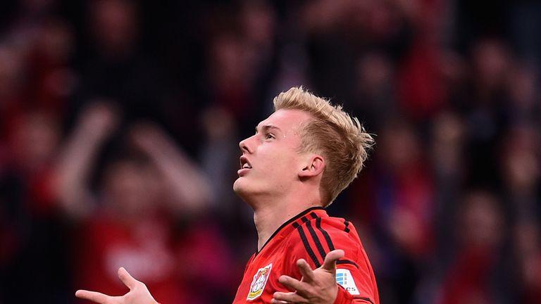 Julian Brandt puts the game beyond Bayern Munich