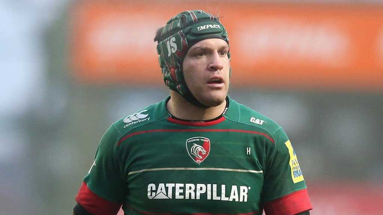 Julian Salvi: Leaving Leicester Tigers for Exeter