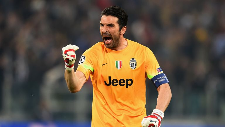 Gianluigi Buffon is the most expensive 'keeper ever