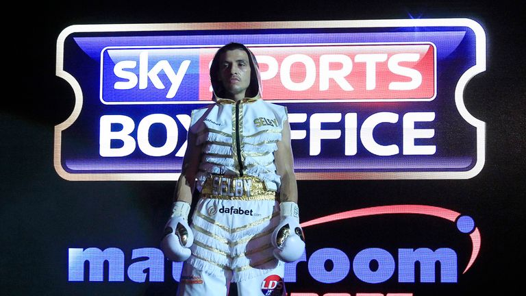 Lee Selby is not on Stephen Smith's radar - unless he moves up a weight