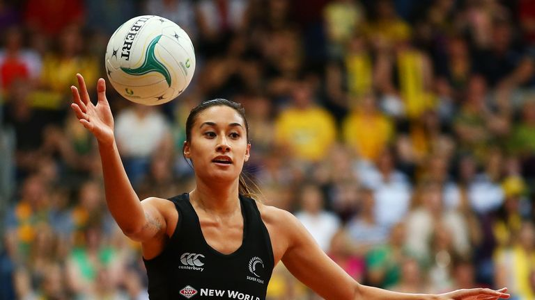 Netball World Cup - 10 Players set to light up the court in Sydney this summer